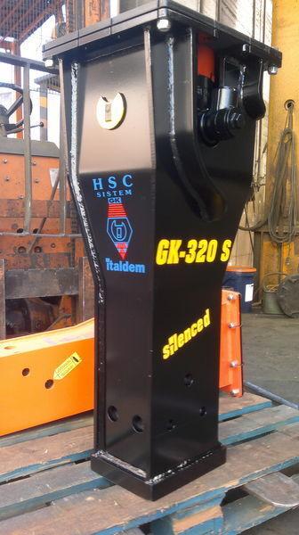 nieuw ITALDEM GK 320S hydraulische hamer