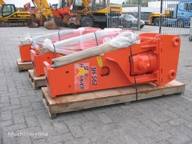 nieuw STAR Hammer SH562 hydraulische hamer