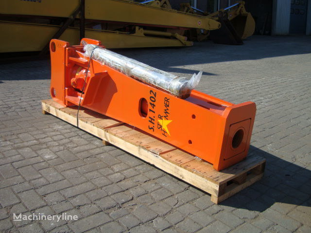 STAR Hammer SH 1402 hydraulische hamer