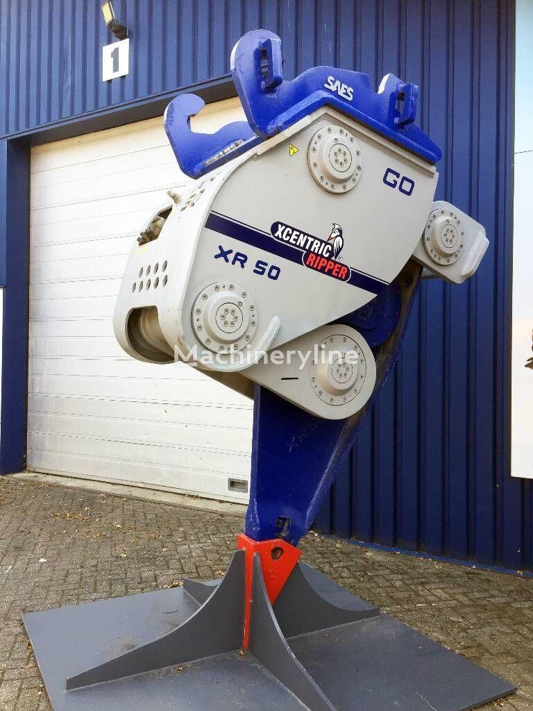 XCENTRIC Ripper XR 50 hydraulische hamer