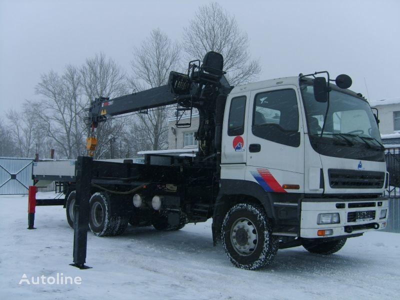 nieuw HIAB 270 T autolaadkraan