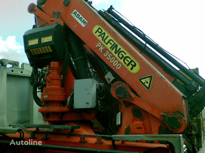 PALFINGER PK - 35000  ( Avstriya ) autolaadkraan