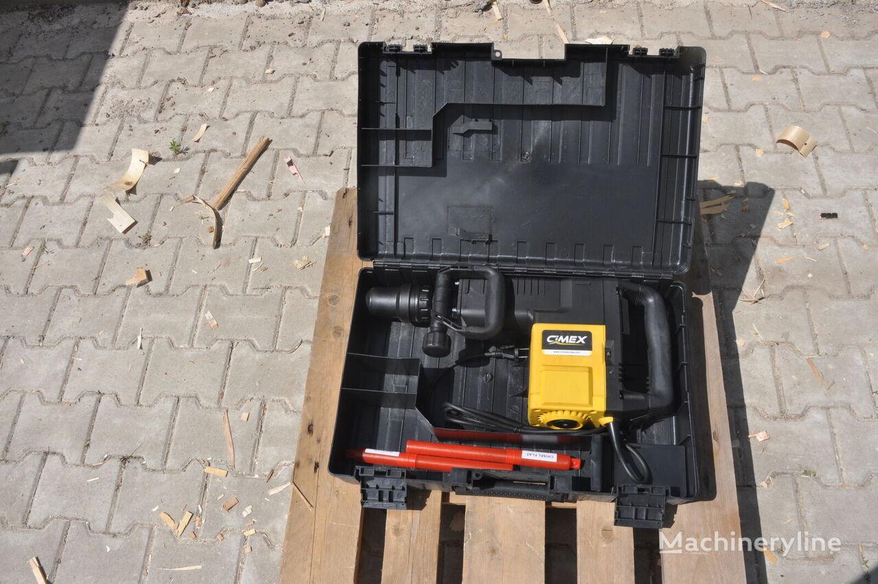 nieuw Hammer Drill / Breaker SDS Max CIMEX HB11 automotive gereedschap