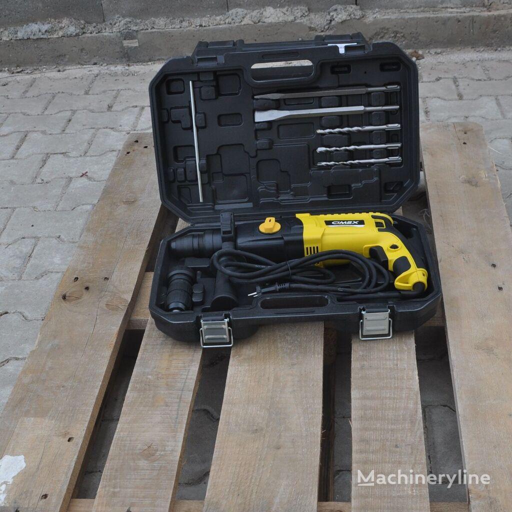 nieuw Rotary Hammer / Breaker SDS Plus 3.2 J CIMEX HB3 automotive gereedschap