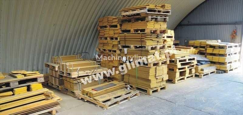 nieuw CATERPILLAR D6M bulldozerblad
