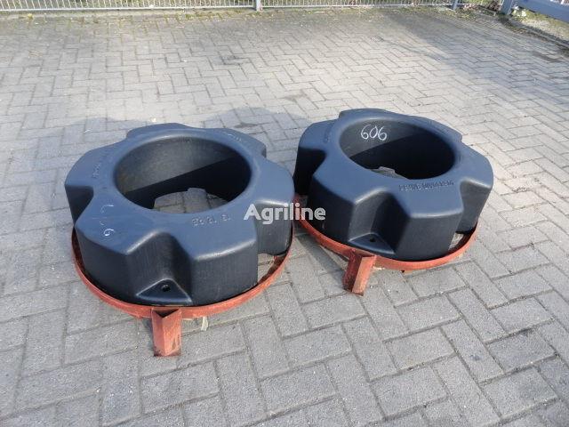 nieuw CASE IH Hinterradgewichte CNH 454 kg contragewicht