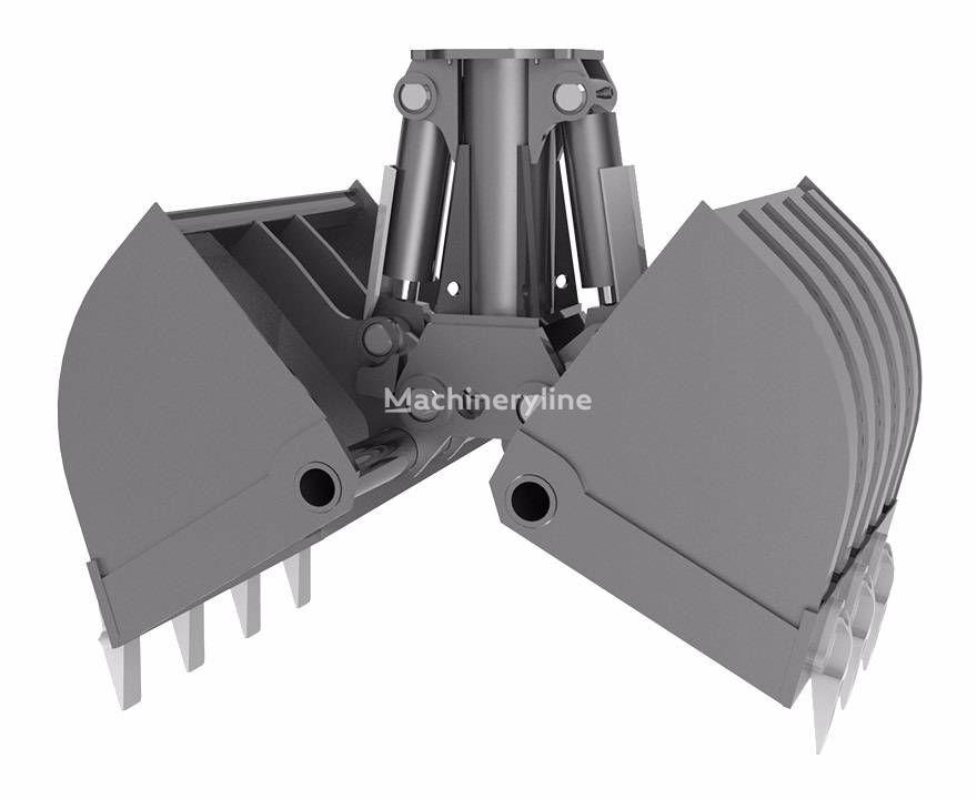 nieuw VTN 91EZ72 Hydraulic Digging Grab Grapple 700L grijper
