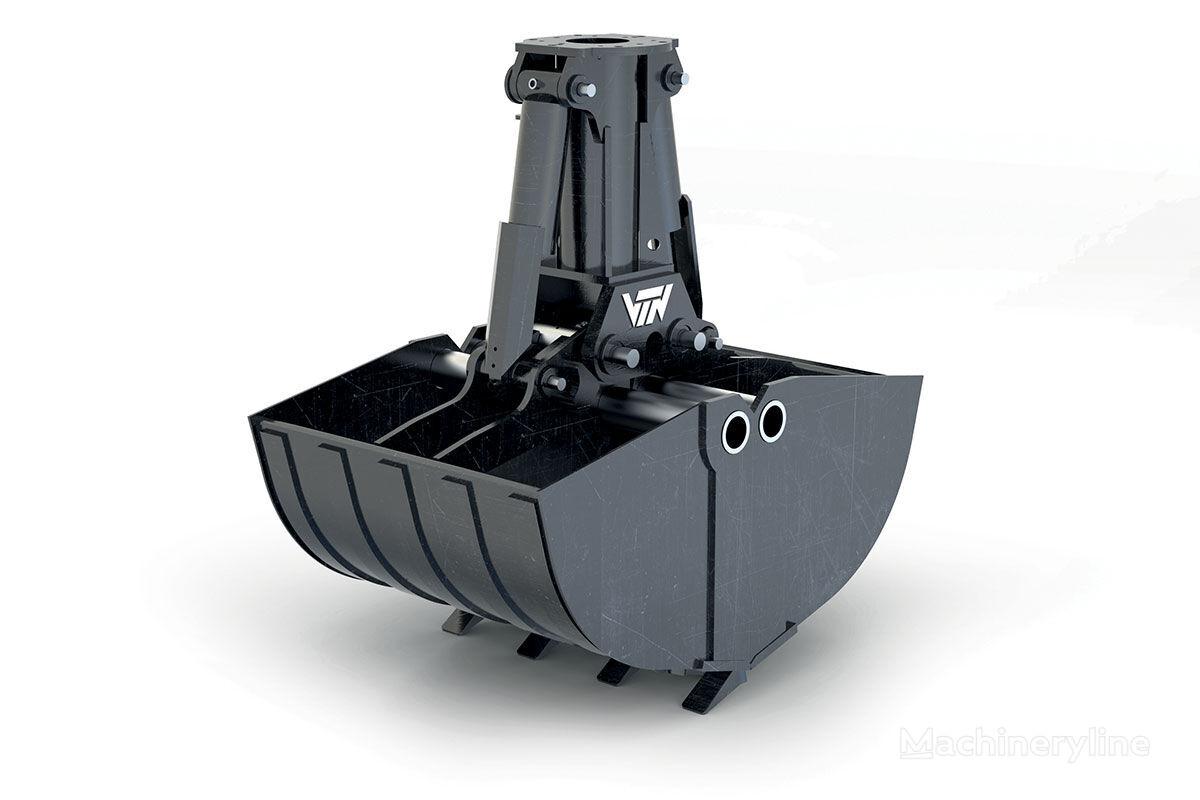 nieuw VTN 91EZ74 Hydraulic Digging Grab Grapple 1150L grijper