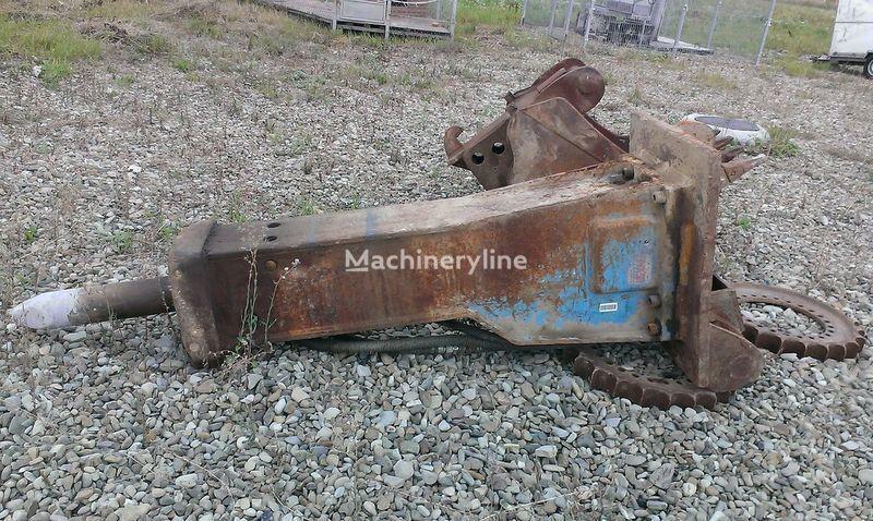 KRUPP 1000 hydraulische hamer