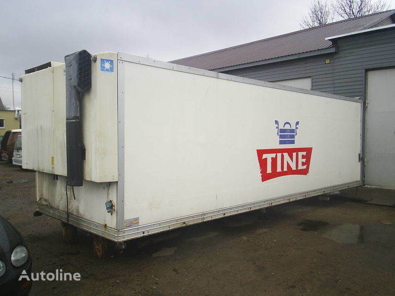 isotherm truckopbouw