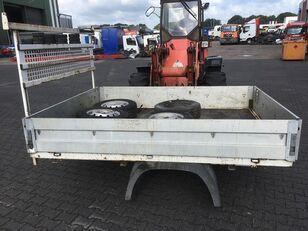 Laadbak 200 x 260 cm open laadbak truck opbouw