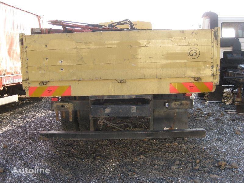 DAF LF55 open laadbak truck opbouw