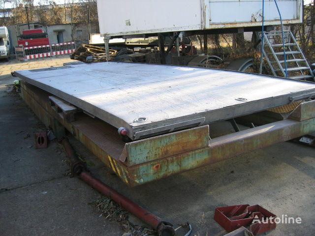 IVECO Eurocargo 80 open laadbak truck opbouw