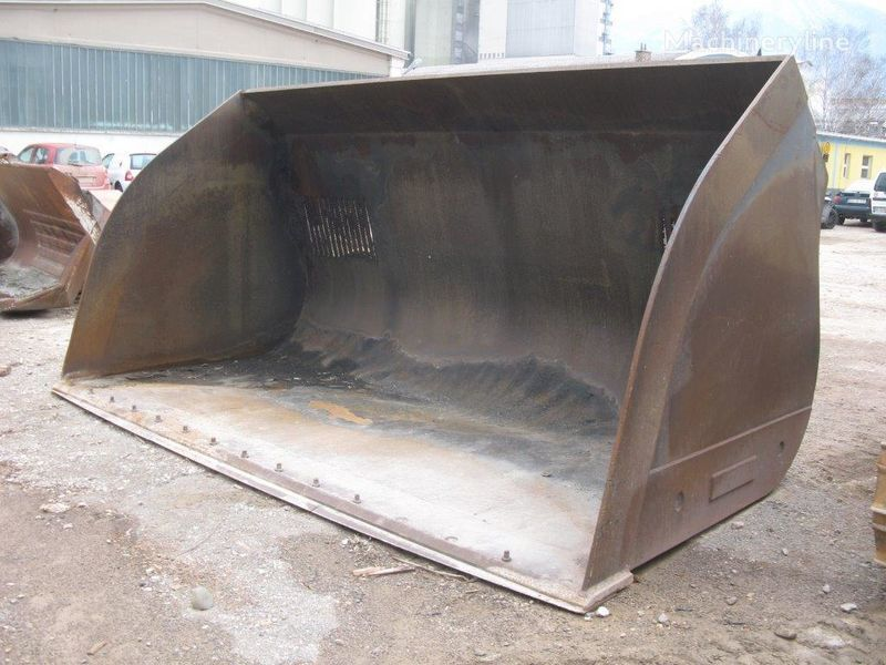 Light material bucket (16 m3) for Loader voorladerbak