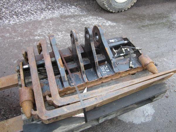 JCB TM310 vork