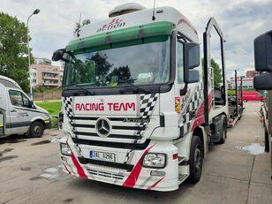 MERCEDES-BENZ Actros + Lohr + návěs na přepravu automobilů autotransporter