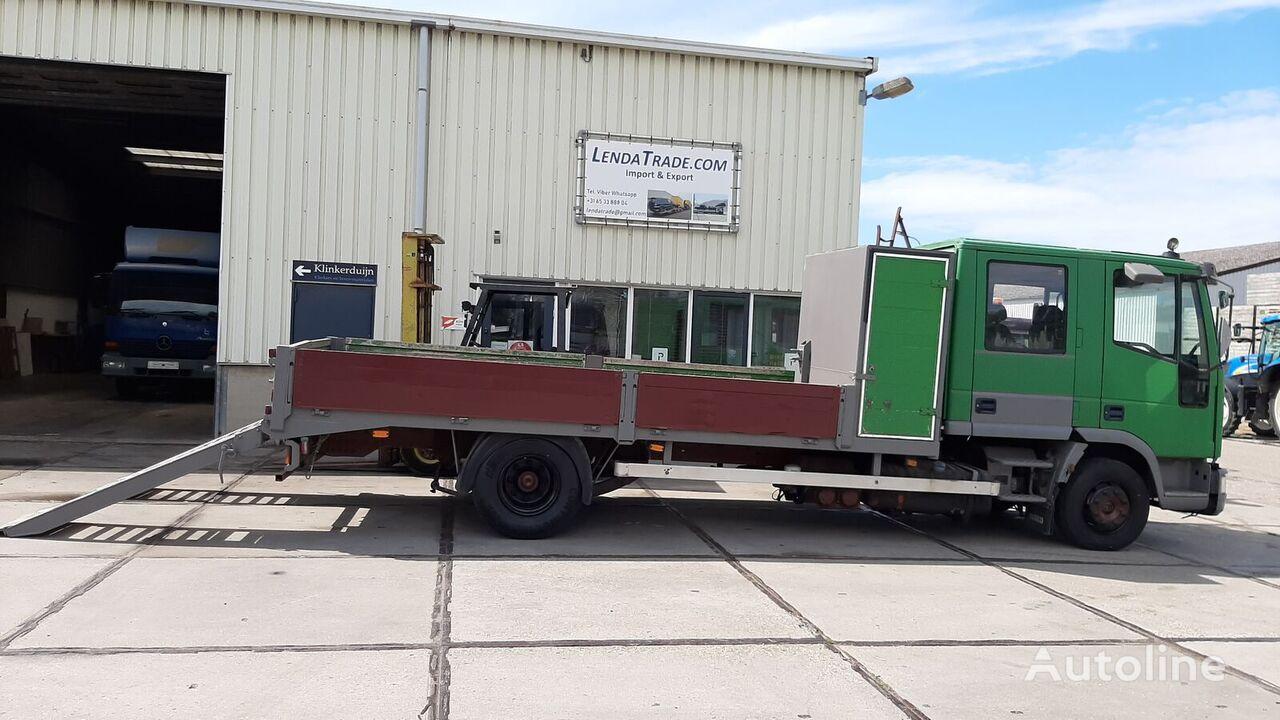 IVECO ML100E18 Machine Transport*Euro 2 autotransporter