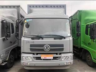 DONGFENG Cargo truck bakwagen