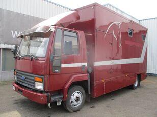 FORD Cargo 0811 , Belgium Horse Truck bakwagen