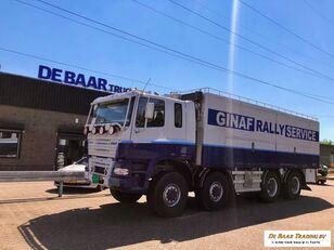 GINAF M 4446-S 8x8 assistentie voertuig bakwagen
