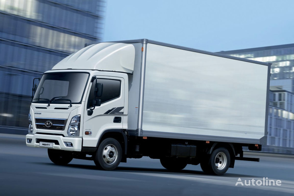 nieuw HYUNDAI EX8 bakwagen