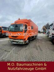 RENAULT M 210.13 / Manschaftswagen / bakwagen