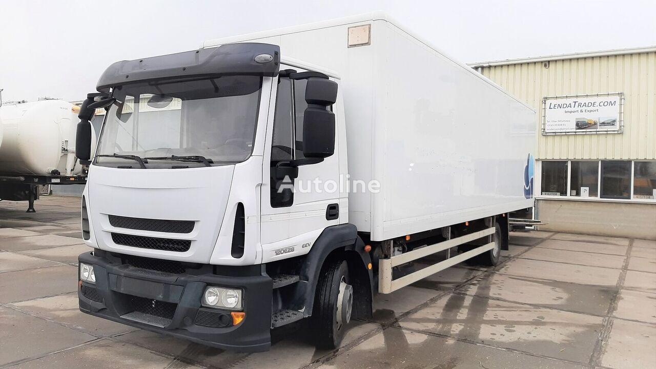 IVECO EuroCargo 120E28 bakwagen
