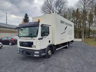MAN TGL 8.180 taillift/hayon - euro 5 - very good tyres bakwagen
