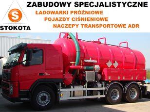 nieuw VOLVO ADR oleje przepracowane bitumen transport
