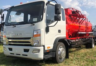 nieuw JAC Автотопливозаправщик АТЗ-8 на шасси JAC N 120 brandstoftruck