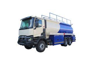 nieuw RENAULT CODER FUEL TANKER UP TO 26000L brandstoftruck