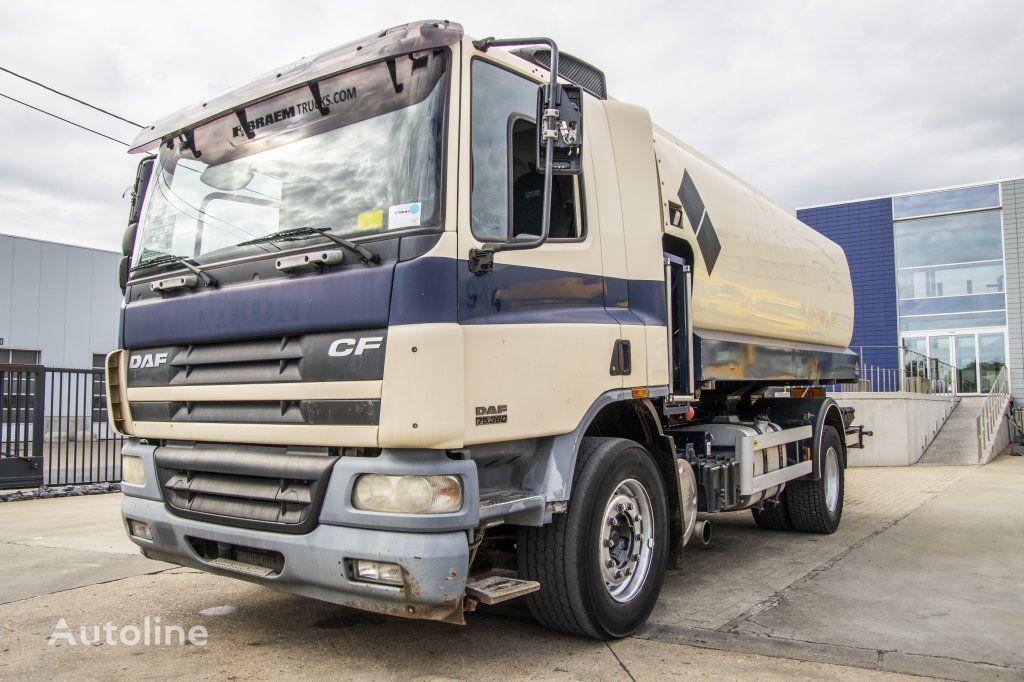 DAF CF 75.360+TANK STOKOTA 12000L (4COMP.) - SOURCE+DOME brandstoftruck