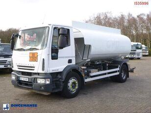 IVECO Eurocargo ML190EL28 4x2 fuel tank 13.7 m3 / 4 comp brandstoftruck