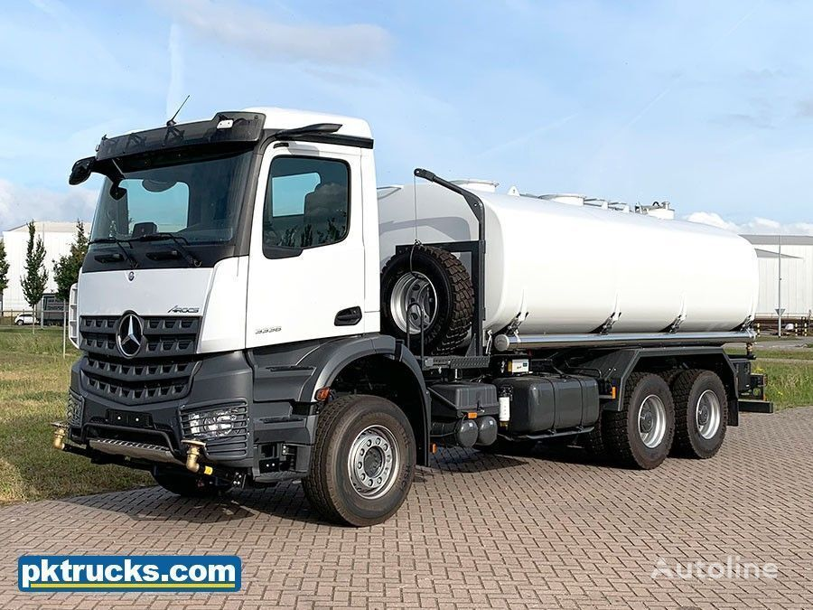 MERCEDES-BENZ Arocs 3336-K AT 6X4 NEW brandstoftruck