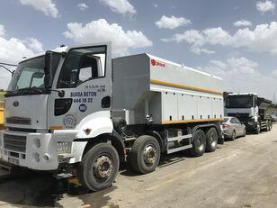 nieuw 3Kare Toz Malzeme Serici / Çimento Serici cement tank vrachtwagen