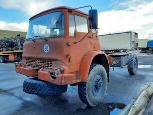 BEDFORD MJP2 4X4 chassis vrachtwagen