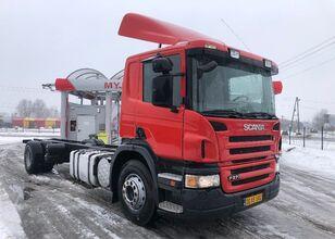 SCANIA P 270 POD ZABUDOWE ASENIZACYJNY chassis vrachtwagen
