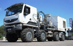 THOMAS CONSTRUCTEURS [Other] 8x8 THOMAS Low speed truck with hydraulic drive! chassis vrachtwagen
