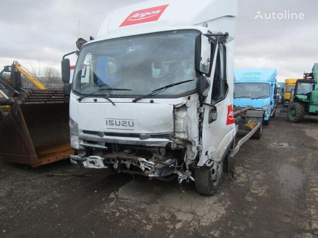 ISUZU N75 CHASSIS CAB 2013 / 2014 BREAKING chassis vrachtwagen voor onderdelen