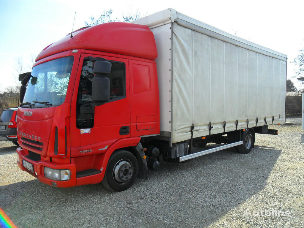 IVECO ML 75E18 chassis vrachtwagen