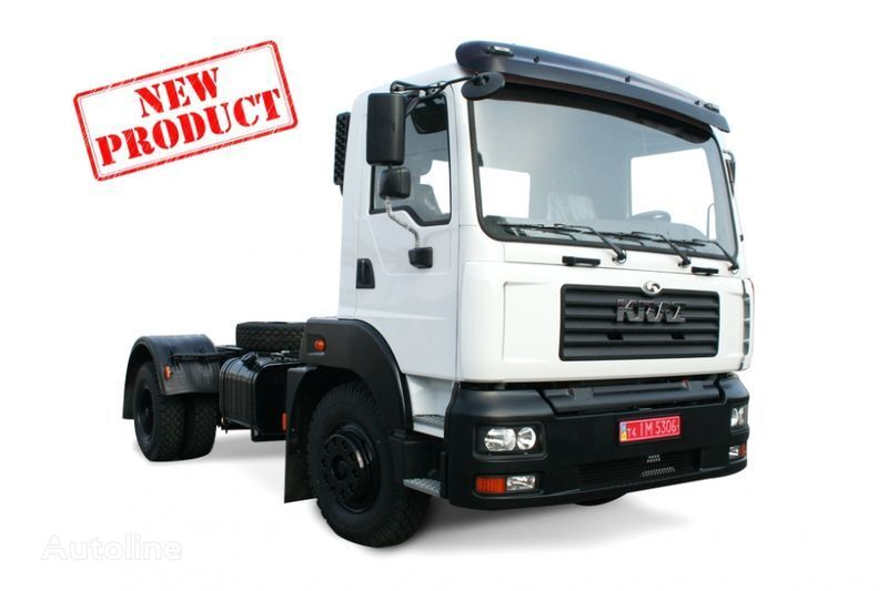 KRAZ 5401N2-020 chassis vrachtwagen
