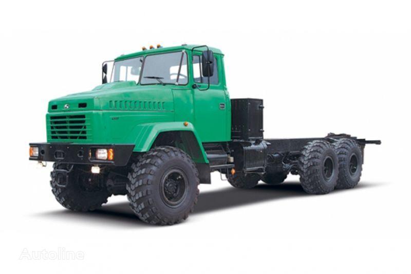 KRAZ 6322 chassis vrachtwagen