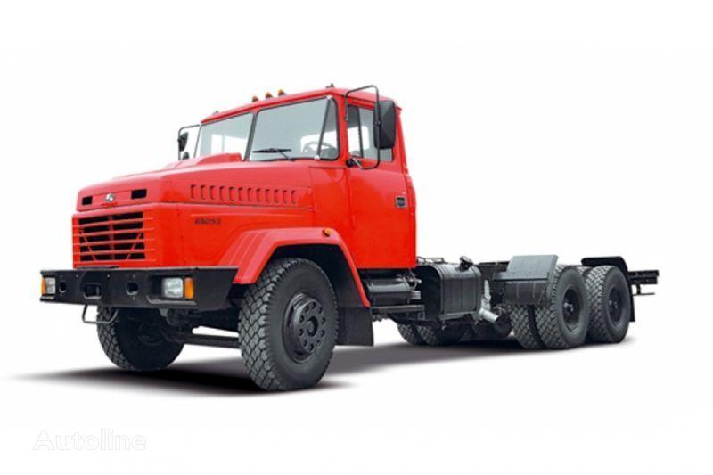 KRAZ 65053 chassis vrachtwagen