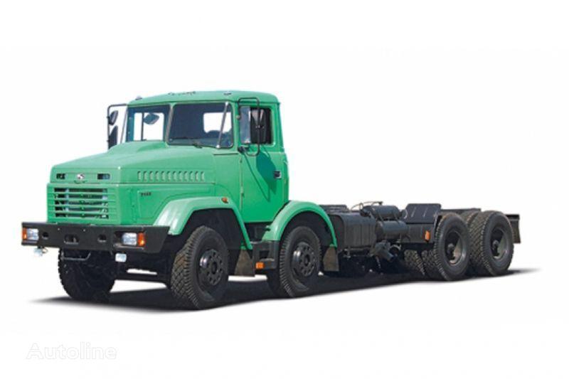 KRAZ 7133N4 chassis vrachtwagen