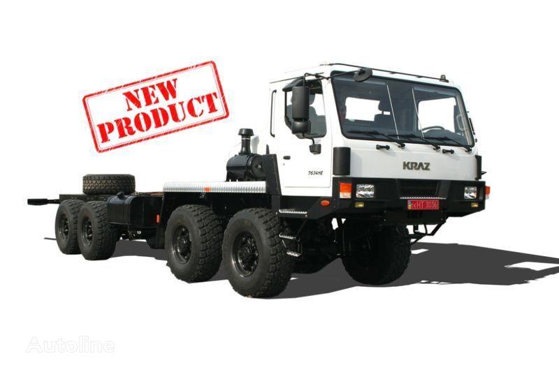 KRAZ 7634NE (N27.3EH) chassis vrachtwagen