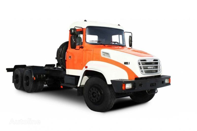 KRAZ N22.1 chassis vrachtwagen