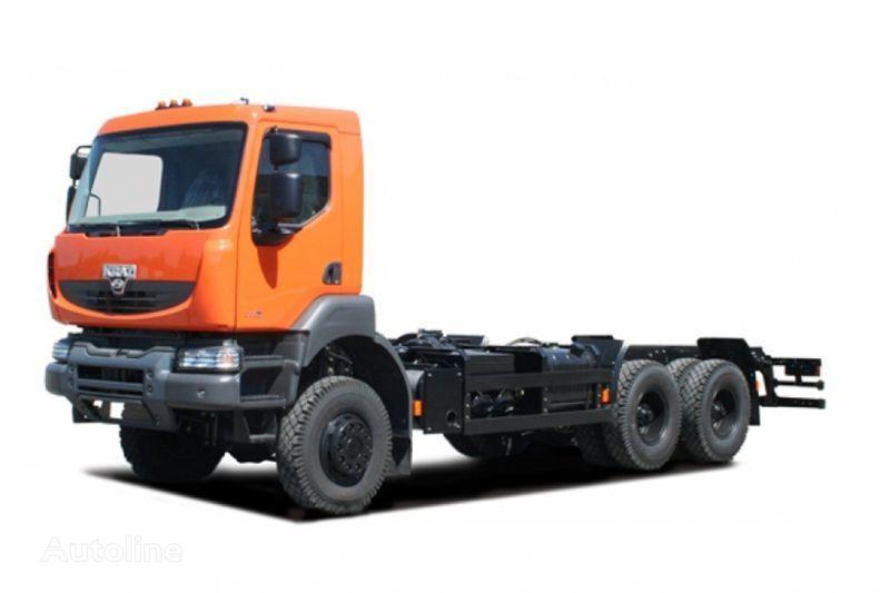 KRAZ N22.2RX chassis vrachtwagen