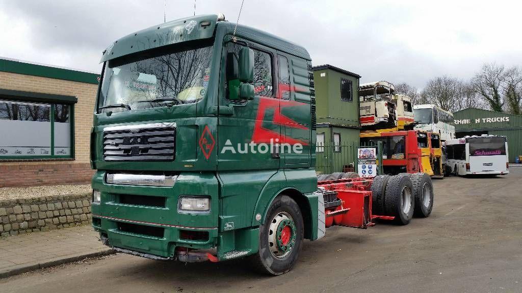 MAN TGA 28.480 chassis vrachtwagen