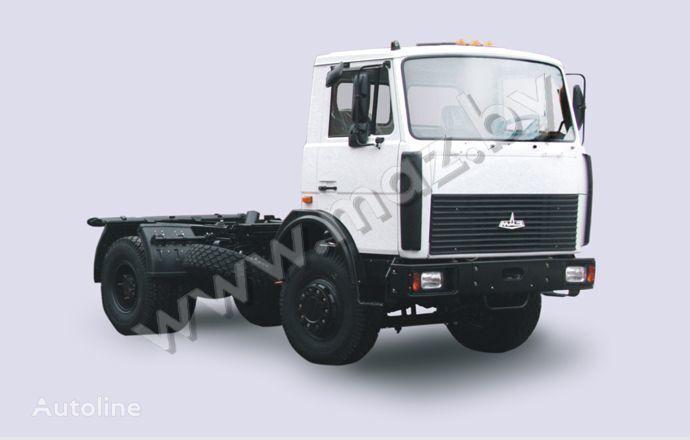 MAZ 5551 chassis vrachtwagen