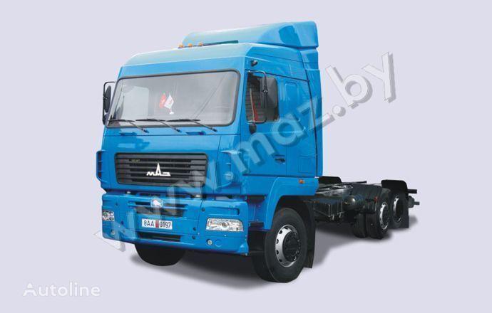 MAZ 6310 chassis vrachtwagen